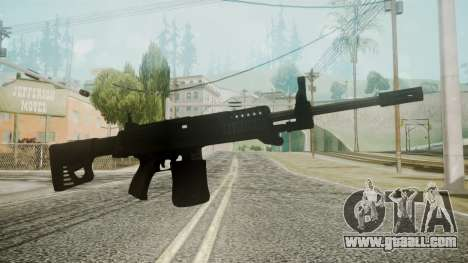 LSAT Battlefield 3 for GTA San Andreas