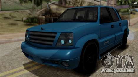 Syndicate Criminal (Cavalcade FXT) from SR3 for GTA San Andreas