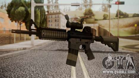 Rifle by catfromnesbox for GTA San Andreas