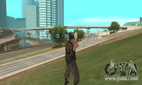 Deagle for GTA San Andreas sixth screenshot