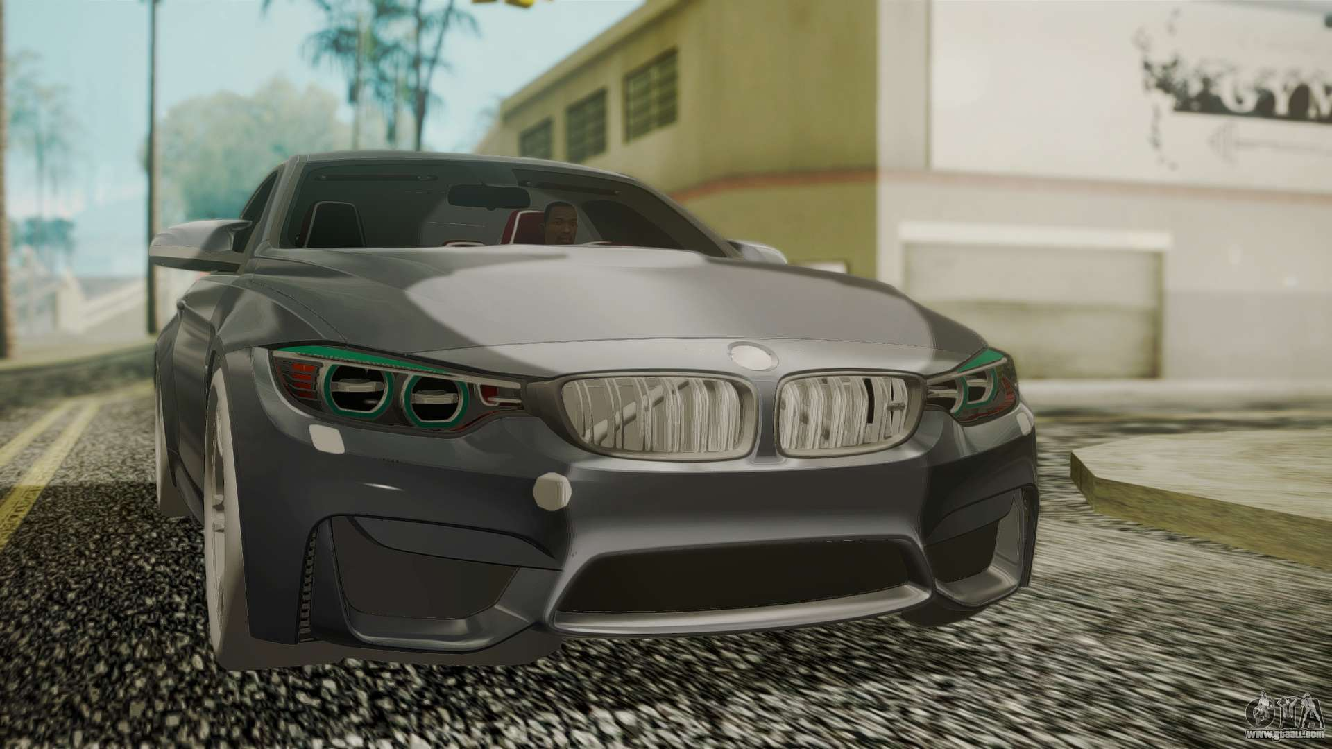 bmw m4 coupe 2015 carbon for gta san andreas. Black Bedroom Furniture Sets. Home Design Ideas