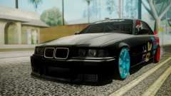BMW M3 E36 Happy Drift Friends for GTA San Andreas