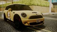 Mini Cooper Clubman 2011 K-ON Ritsu Itasha