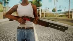 Shotgun by catfromnesbox for GTA San Andreas
