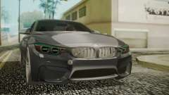 BMW M4 Coupe 2015 Carbon
