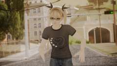 DoA 5 Ultimate - Marie Rose Punk for GTA San Andreas