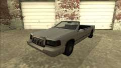Stretch Sedan Cabrio for GTA San Andreas