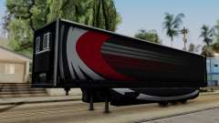 Aero Dynamic Trailer Stock for GTA San Andreas