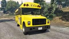 Classic school bus