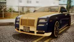 Rolls-Royce Ghost Mansory v2 for GTA San Andreas