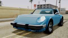 Comet from Vice City Stories for GTA San Andreas