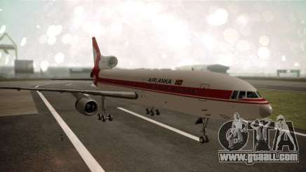 Lockheed L-1011 Air Lanka for GTA San Andreas