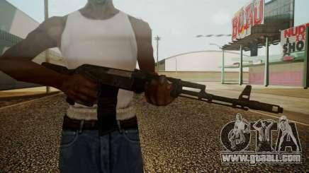 AK-74M Battlefield 3 for GTA San Andreas