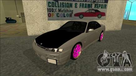 Nissan 200sx Drift JDM for GTA San Andreas