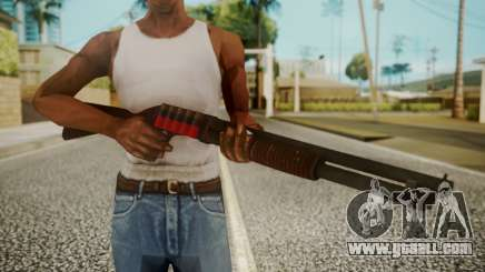 Shotgun by catfromnesbox for GTA San Andreas
