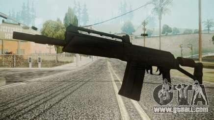 SAIGA Battlefield 3 for GTA San Andreas