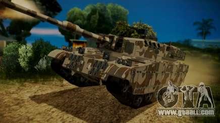 GTA 5 Rhino Tank for GTA San Andreas