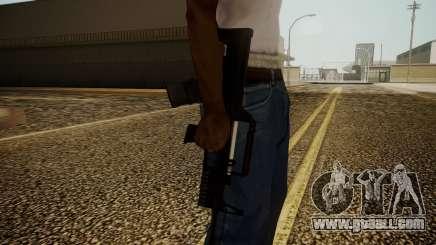 A-91 Battlefield 3 for GTA San Andreas