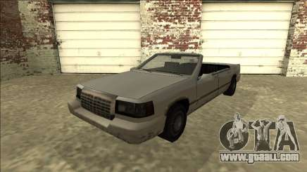 Stretch Sedan Cabrio for GTA San Andreas