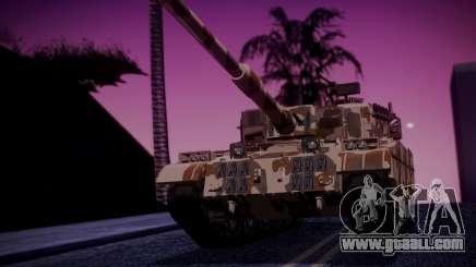 GTA 5 Rhino Tank IVF for GTA San Andreas