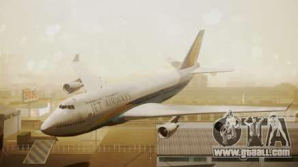 Boeing 747-400 Jat Airways for GTA San Andreas