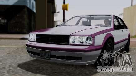 GTA 5 Albany Primo IVF for GTA San Andreas