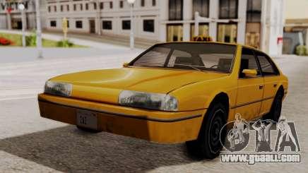 Taxi Emperor v1.0 for GTA San Andreas