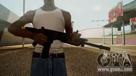 ACW-R Battlefield 3 for GTA San Andreas