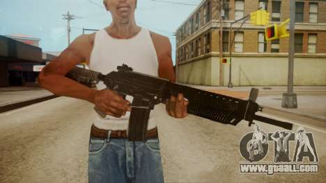 SIG-556 Patrol Rifle for GTA San Andreas