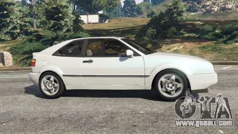 GTA 5 Volkswagen Corrado VR6 left side view