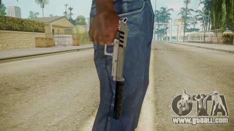 GTA 5 Silenced Pistol for GTA San Andreas third screenshot