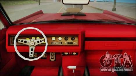GTA 5 Vapid Chino Bobble Version IVF for GTA San Andreas right view