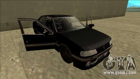 Peugeot 405 Drift for GTA San Andreas side view