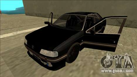 Peugeot 405 Drift for GTA San Andreas back view