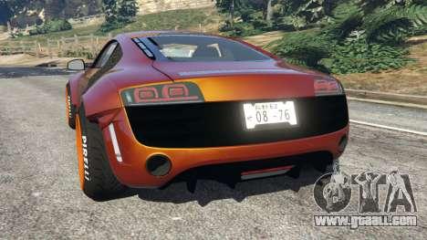 Audi R8 [LibertyWalk] for GTA 5