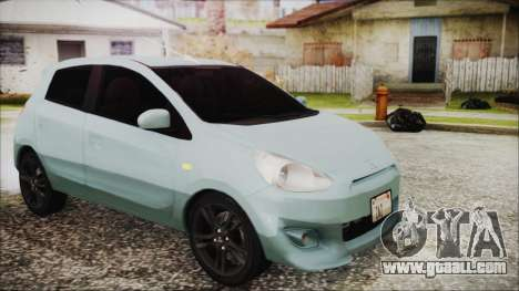 Mitsubishi Mirage GLS for GTA San Andreas right view
