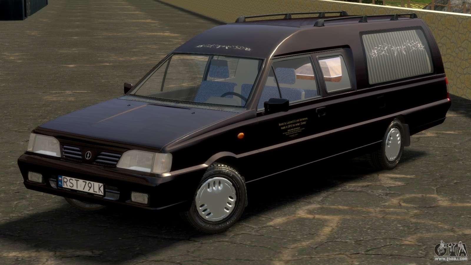 Daewoo-FSO Polonez Bella DC He 1998 for GTA 4