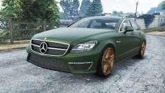 Mercedes-Benz CLS 63 AMG v1.0