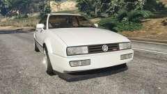 Volkswagen Corrado VR6 for GTA 5
