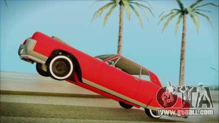 GTA 5 Vapid Chino Bobble Version IVF for GTA San Andreas