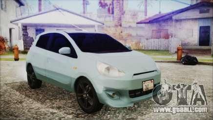 Mitsubishi Mirage GLS for GTA San Andreas