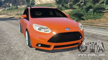 Ford Focus ST (C346) 2013 for GTA 5