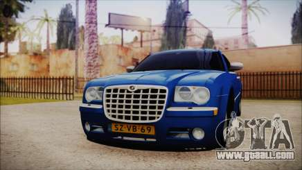 Chrysler 300C sedan for GTA San Andreas