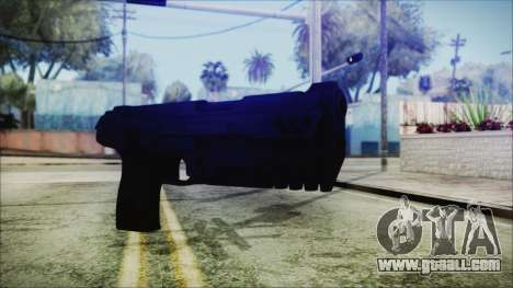 Pain 50 Caliber Pistol for GTA San Andreas