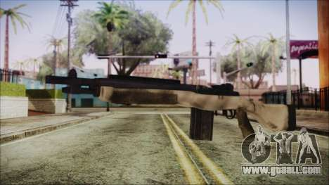 M308 PayDay 2 for GTA San Andreas