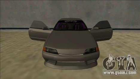 Nissan Skyline R32 Drift for GTA San Andreas wheels