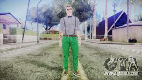 GTA Online Skin 60 for GTA San Andreas second screenshot