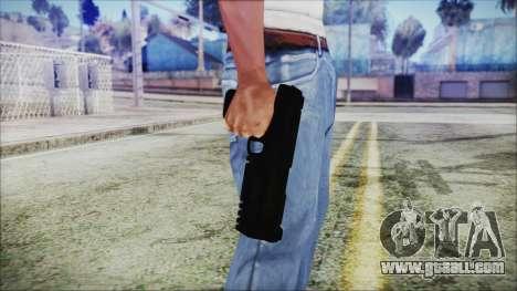 Pain 50 Caliber Pistol for GTA San Andreas third screenshot