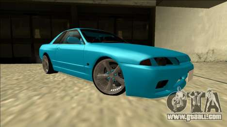 Nissan Skyline R32 Drift for GTA San Andreas right view