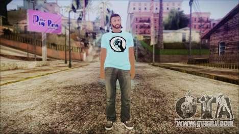 GTA Online Skin 52 for GTA San Andreas second screenshot